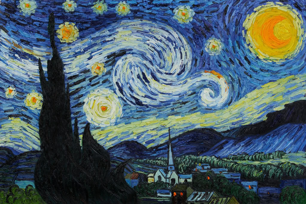 Starry Night - June 15 - Sold out