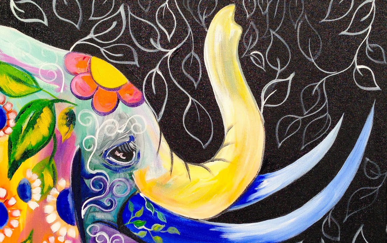 Ellie The Elephant - Sold Out