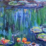 Water Lilies (1897-1898) by Claude Monet