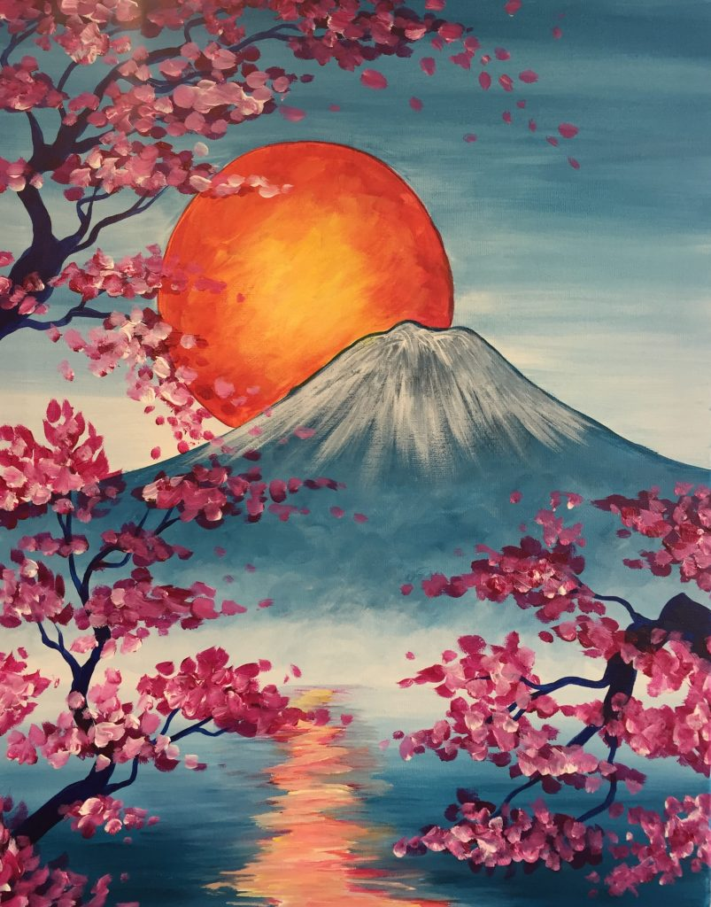 Mt Fuji - Sold Out