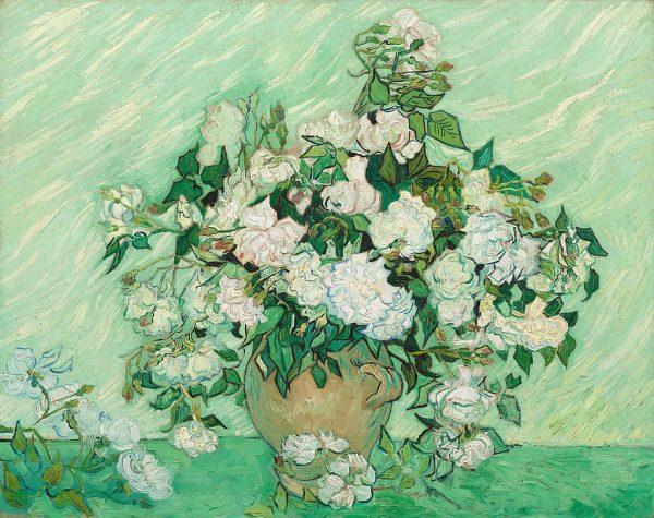Van Gogh's Roses