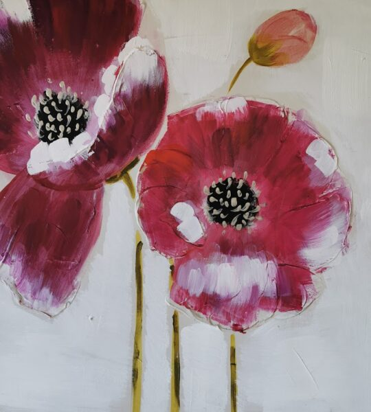 Paint & Sip at the David Roche Foundation