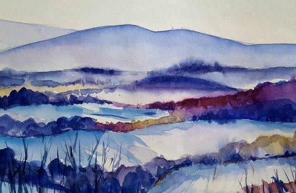 Winter Watercolour