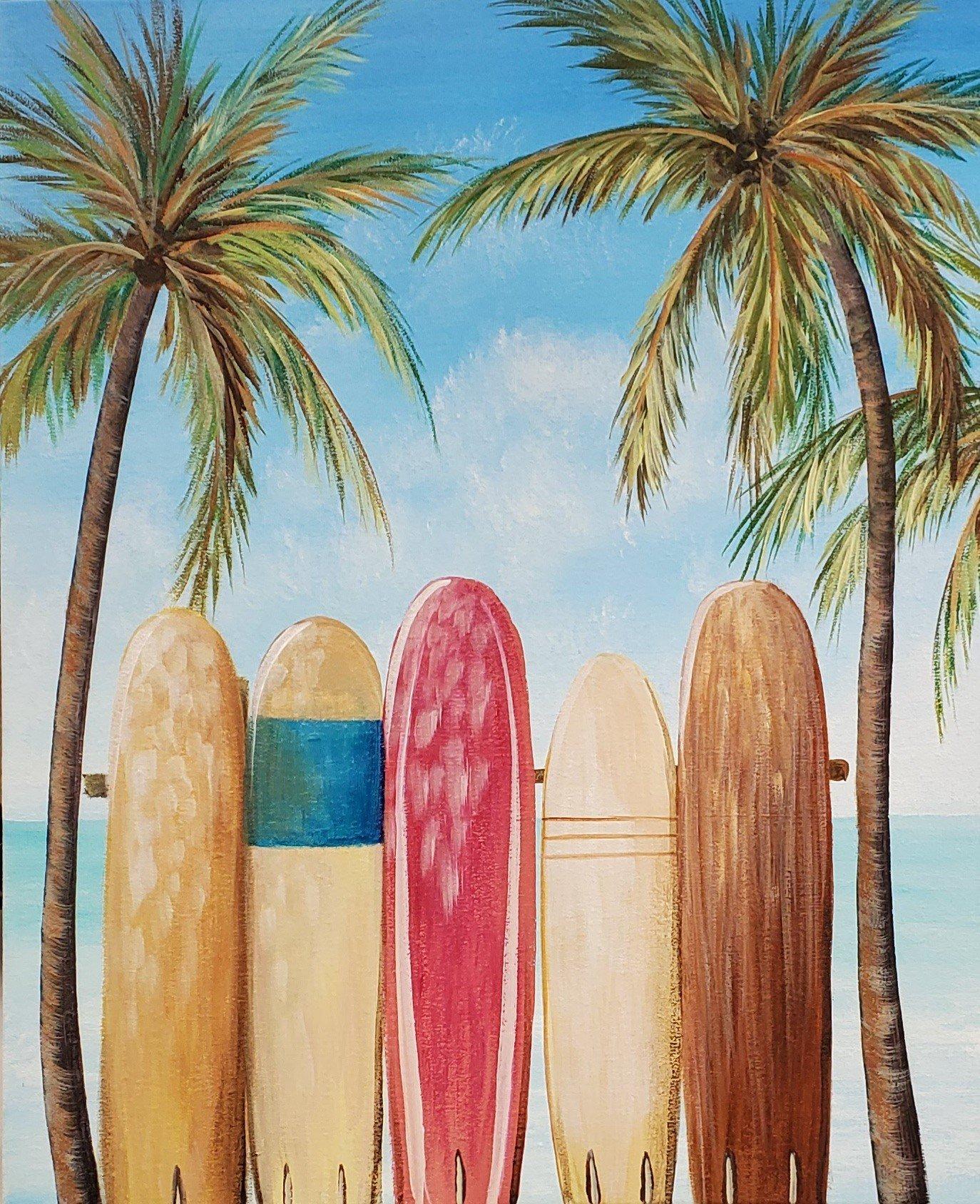 Surf's Up - Studio Vino