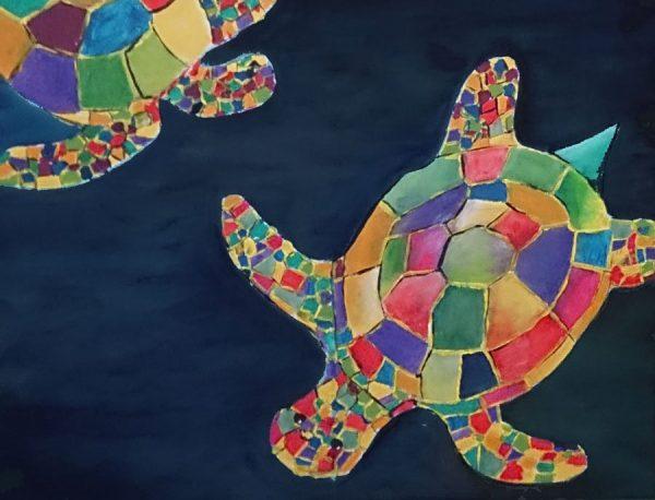 Mayan Turtles