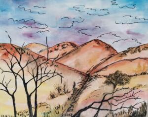 Outback Landscape © Studio Vino