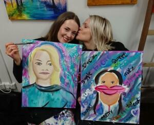Paint your Partner © Studio Vino