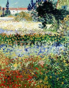 Van Gogh's Garden in Bloom