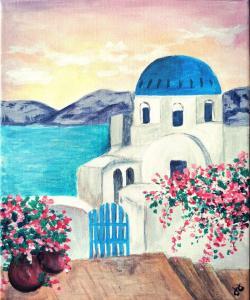 Santorini © Studio Vino
