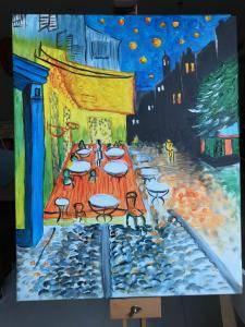 Cafe Terrace - Vincent van Gogh