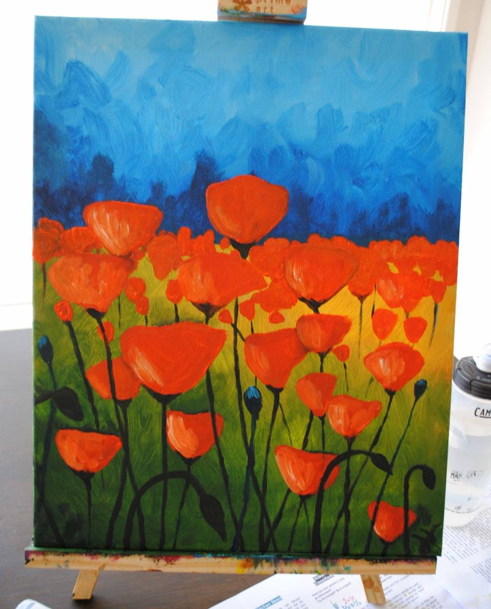 Field of Poppies © Studio Vino