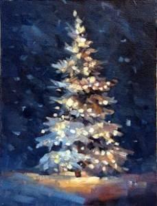 Christmas Tree - original artist unknown