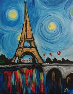 Paris by Night © Studio Vino