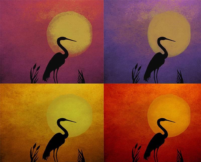 Moon Crane © Studio Vino