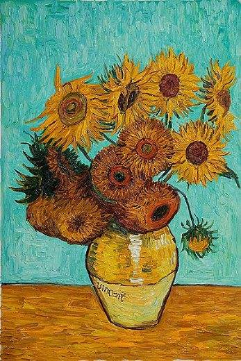 Sunflowers - Vincent Van Gogh