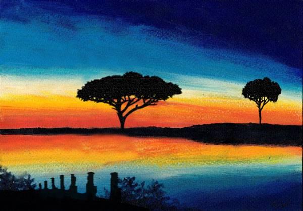 Blue Lake © Studio Vino